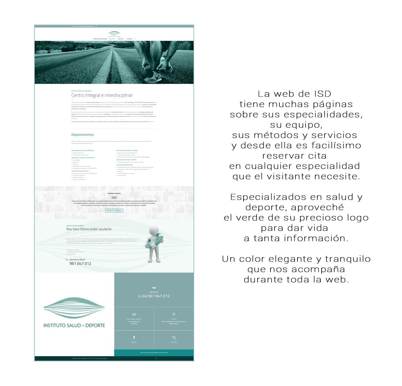 Imagen 1 portfolio web ISD