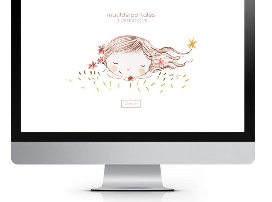 Matilde Portalés Illustration