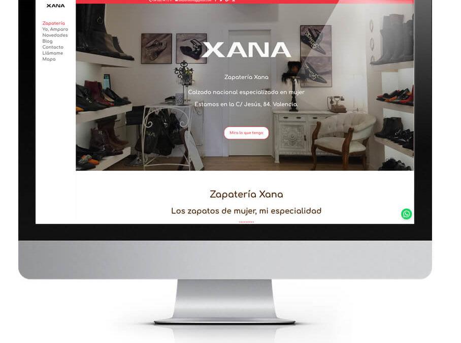 Zapatería Xana
